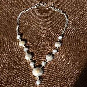 Jewelry - Mexican Silver 925 Necklace
